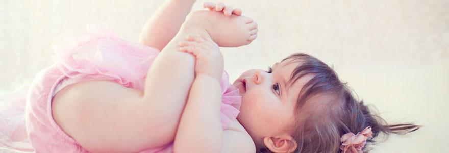 bébé-fille