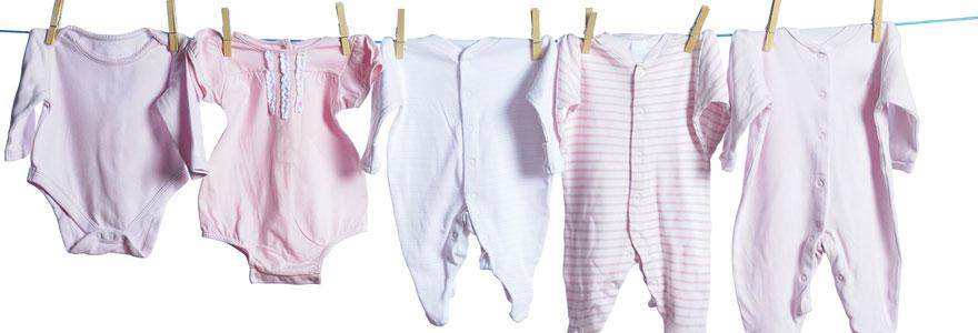 Vêtements-bébé