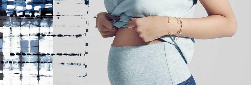 des vêtements de maternité